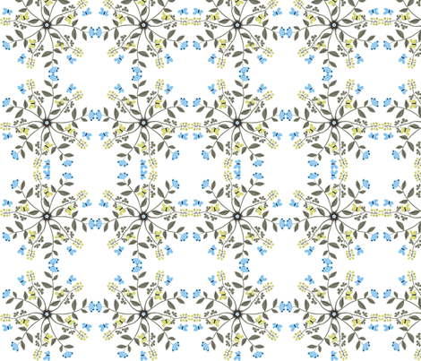 in_a_whirl fabric by antoniamanda on Spoonflower - custom fabric