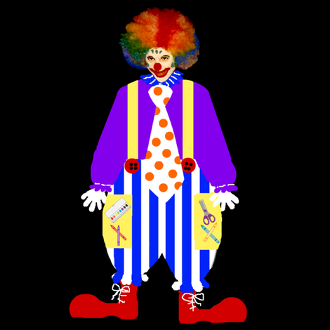 Crayon the Clown