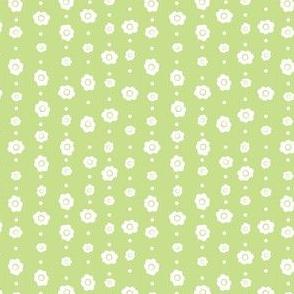 Spring Green Floral