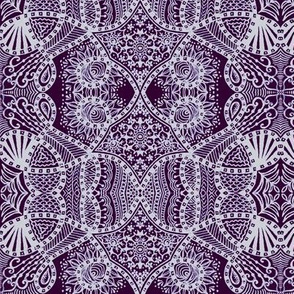 2010_zentangle_ATC_white_on_aubergine