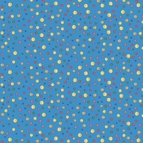 Joy Dots - blue