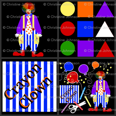 Crayon the Clown / patch