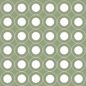 Circle Circle (Olive)
