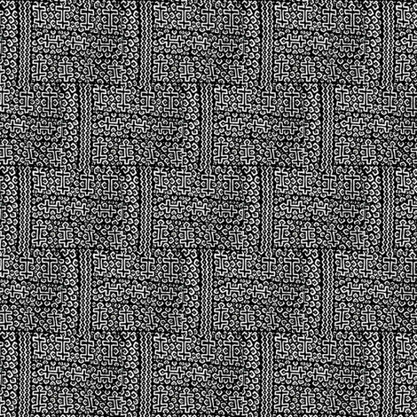 Mali Mudcloth 2 fabric by susaninparis on Spoonflower - custom fabric