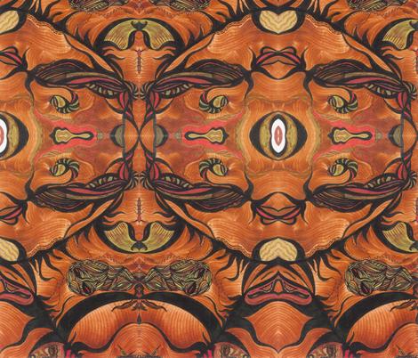 JamJax Faries fabric by jamjax on Spoonflower - custom fabric