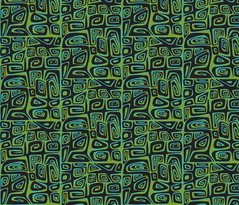 Absractiva Tahitian, beachnic