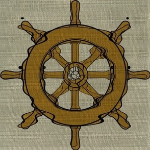 The Captain's Wheel