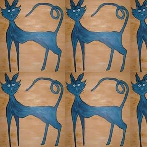 blue kats