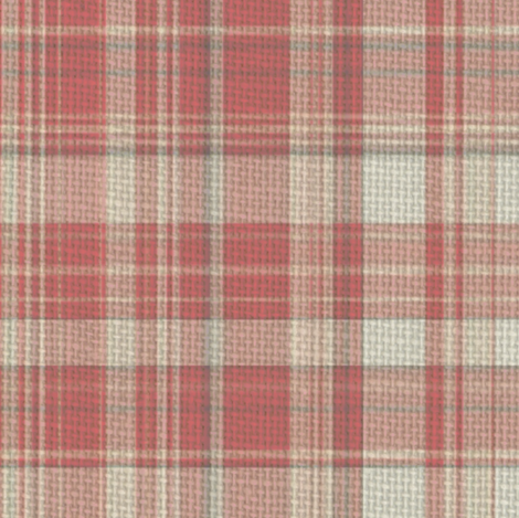 rabbit / plaid fabric by paragonstudios on Spoonflower - custom fabric