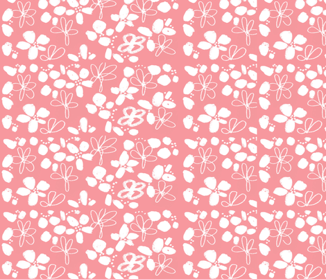 summer fabric by tamptation on Spoonflower - custom fabric
