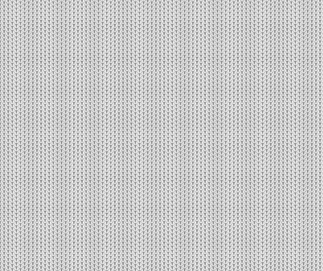 Knitting Factory (white) fabric by leighr on Spoonflower - custom fabric