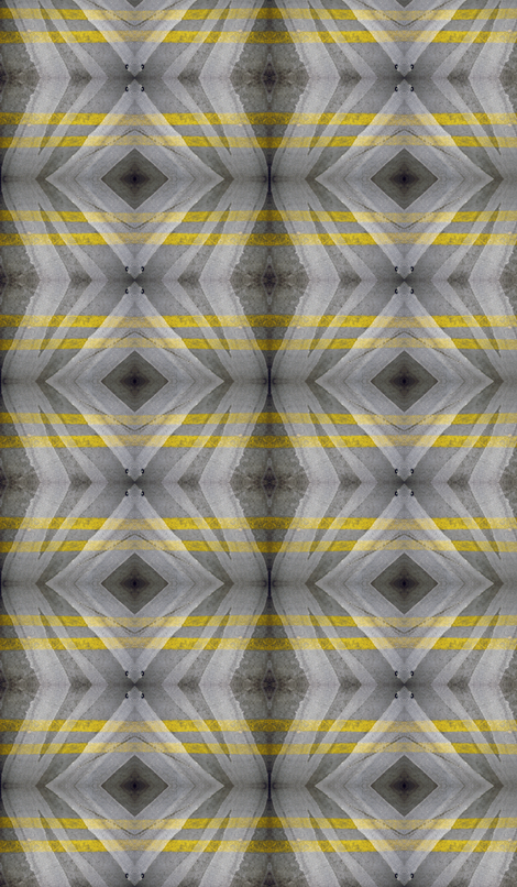 Baltimore Parking Garage 3 fabric by susaninparis on Spoonflower - custom fabric