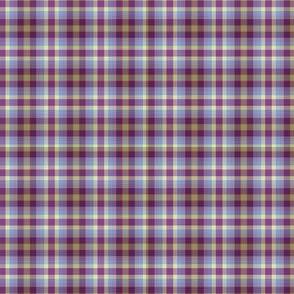 Tartan Purple Posh