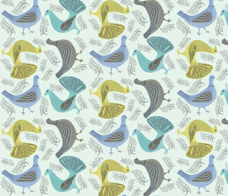 multi_toss_2 fabric by antoniamanda on Spoonflower - custom fabric