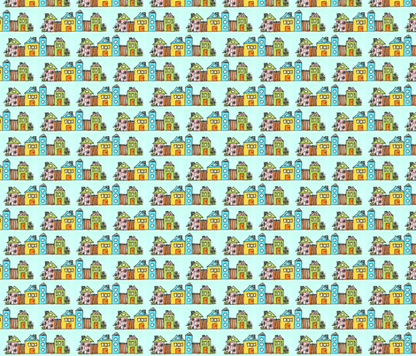 Color_N'hood fabric by orangesweater on Spoonflower - custom fabric