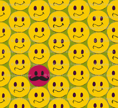 Smiley-dots