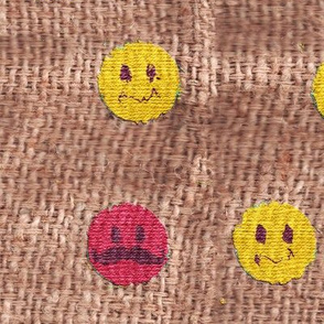 Happy Burlap