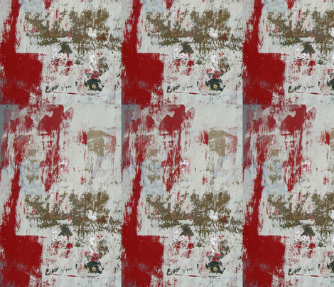 Holiday Season Ikat fabric by susaninparis on Spoonflower - custom fabric