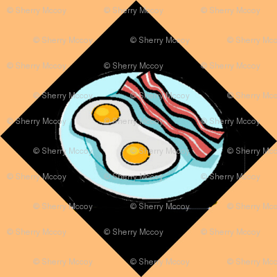 Bacon & Eggs Argyle