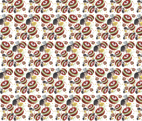 For Courtney fabric by tracydw70 on Spoonflower - custom fabric