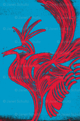 JamJax Rooster