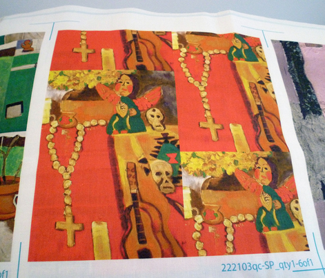 Post Cards from the Mexican Day of the Dead