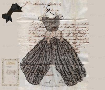 French Letter, fancy dress