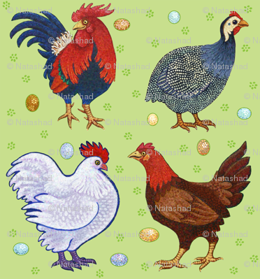 The Point of Roosters