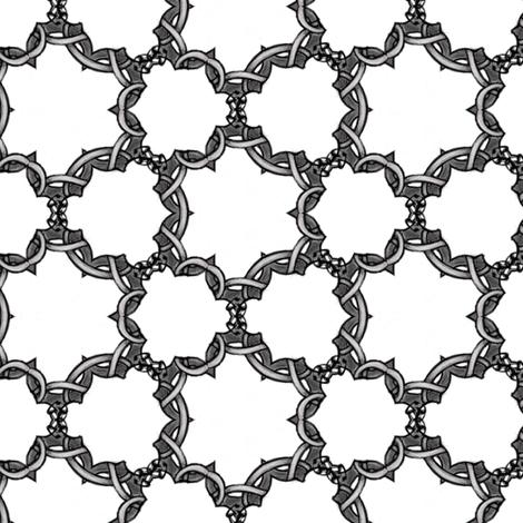 mosaica fabric by ravynka on Spoonflower - custom fabric