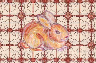 JamJax Easter Bunny