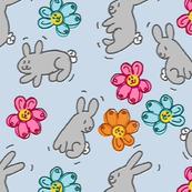 Hoppy Joy Bunny Dance