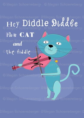 Hey Diddle Diddle Cat