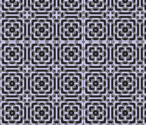 Geometric_Pattern_58 fabric by cveta on Spoonflower - custom fabric