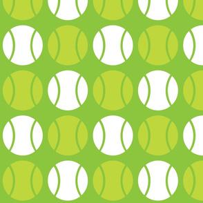 Green Tennis Balls