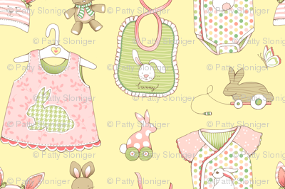 Bunnies for Baby