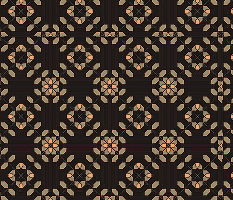 Geometric_Pattern_56 fabric by cveta on Spoonflower - custom fabric