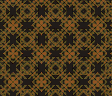 Square_ornaments_background27 fabric by cveta on Spoonflower - custom fabric