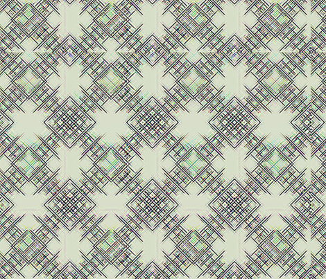 Square_ornaments_background31 fabric by cveta on Spoonflower - custom fabric