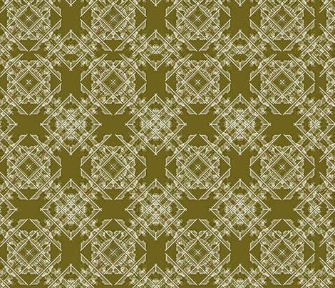 Square_ornaments_background34 fabric by cveta on Spoonflower - custom fabric