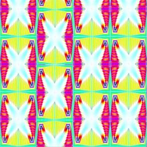 Big Neon Xs--medium scale