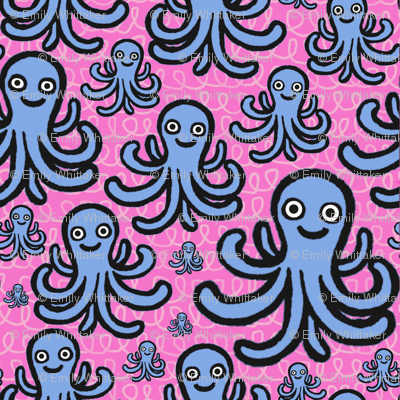 Octopus Galore