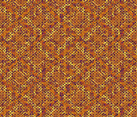 gazeboshift-mechanica-spice fabric by glimmericks on Spoonflower - custom fabric