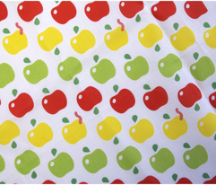 cute apple pattern