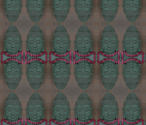 buddhasmall fabric by corinnevail on Spoonflower - custom fabric