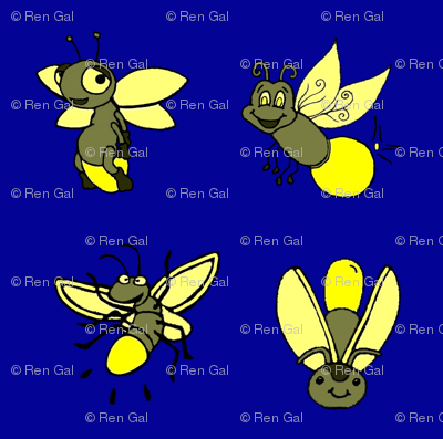 Little Firefly Friends