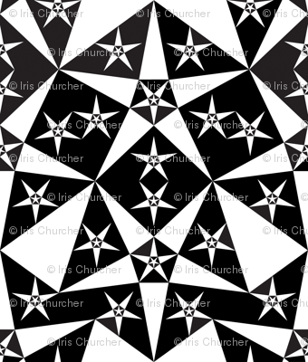 black_white_star