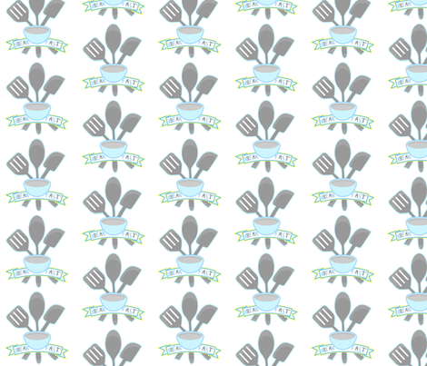 Breakfast Time fabric by herartsheloves on Spoonflower - custom fabric