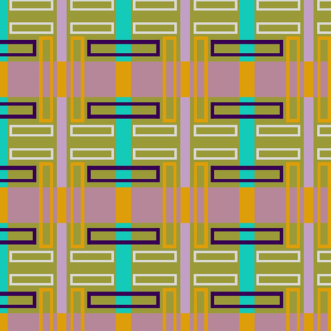 Greenhouse    fabric by boris_thumbkin on Spoonflower - custom fabric
