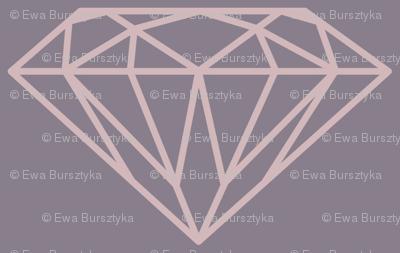 diamond lilac
