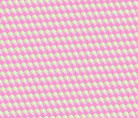 dot_cube_stretch fabric by lovepoppet on Spoonflower - custom fabric